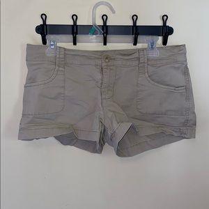 Tan Mossimo Shorts